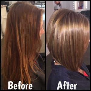 Hair extensions in San Diego