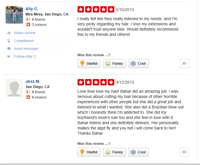 Extensions Hair Salon Yelp Reviews